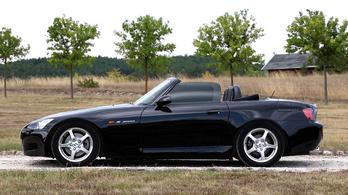Használtteszt: Honda S2000 - 2002.