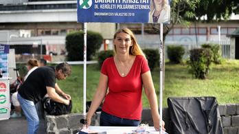 Baranyi Krisztina nyerte a ferencvárosi előválasztást