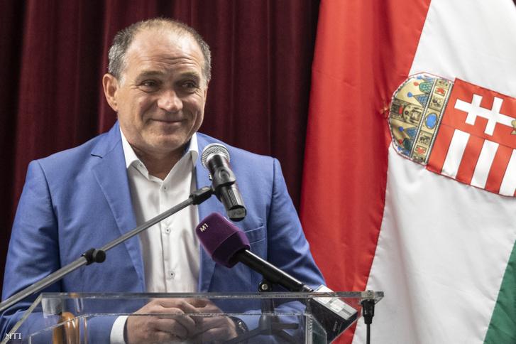 Bácskai János Ferencváros polgármestere