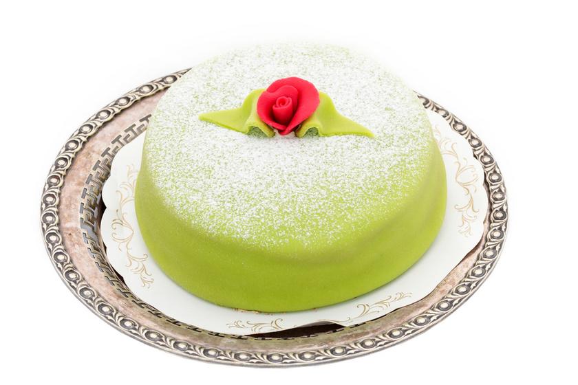 marcipanos torta