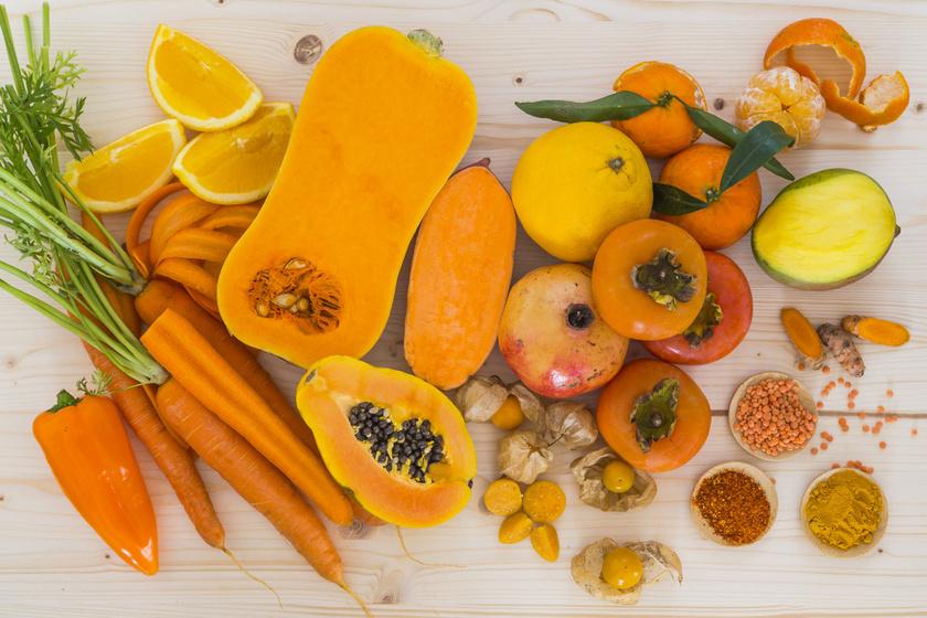 narancssargaetelek