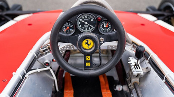 Eladó Niki Lauda Ferrarija