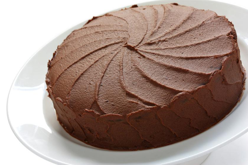 regimodi csokitorta
