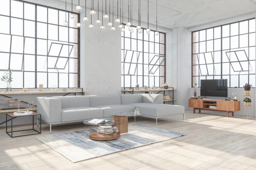 Hogyan alakíthatsz ki gyönyörű, dekoratív, minimalista teret? 8 szabály, amit érdemes betartanod