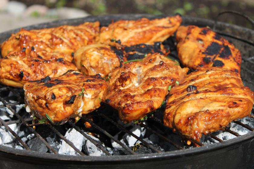 grillezett csirkemell pac