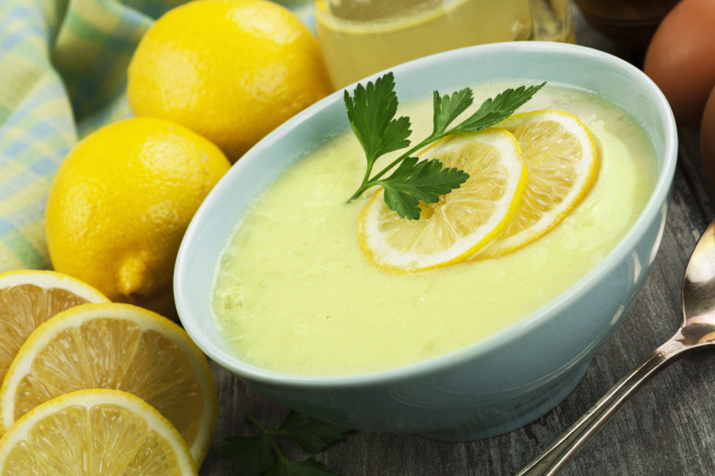 citromkrémleves recept