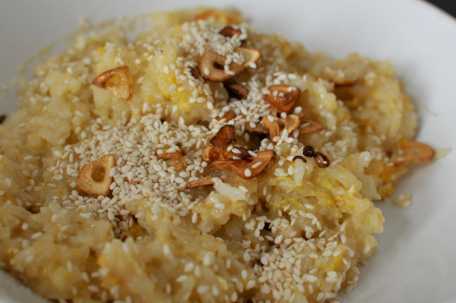 fokhagymas rizs - 1