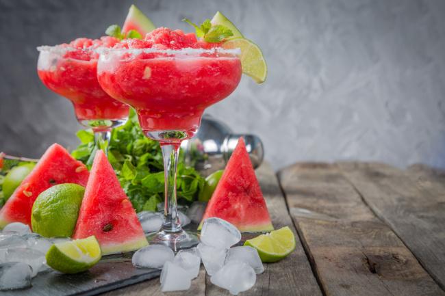 görögdinnyés margarita recept