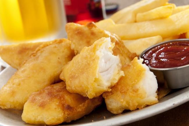 hal sörtésztában recept