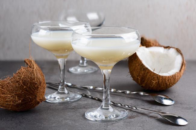 kókuszlikőr recept