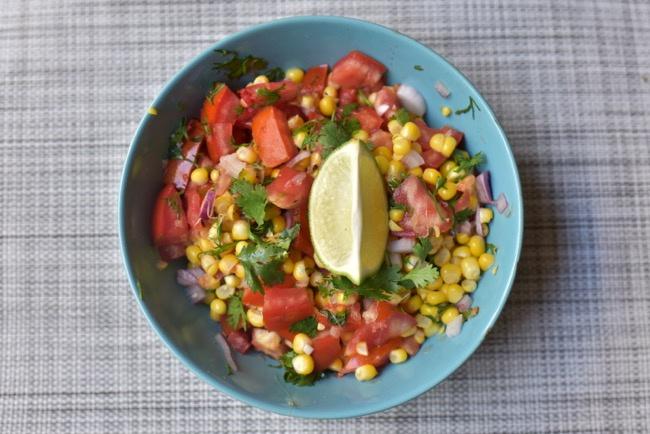 kukorica-salsa - 1