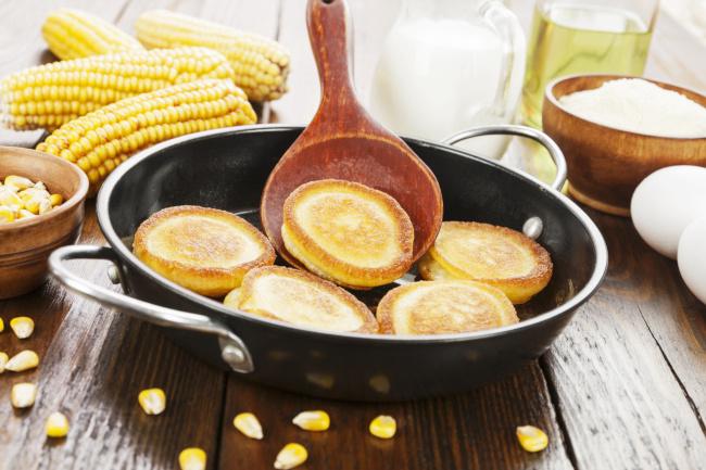 kukoricalisztes amerikai palacsinta recept