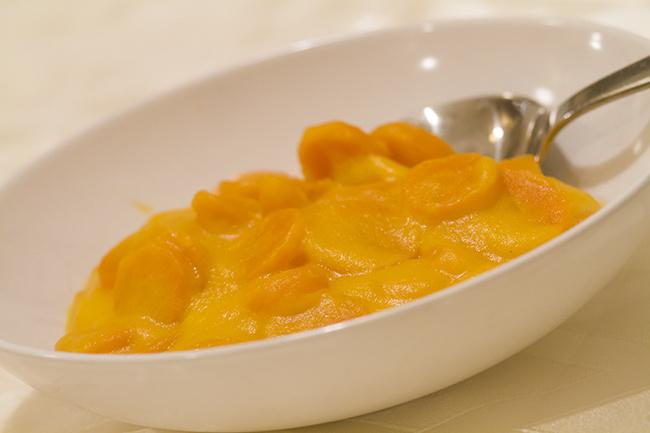 sárgarépa főzi recept