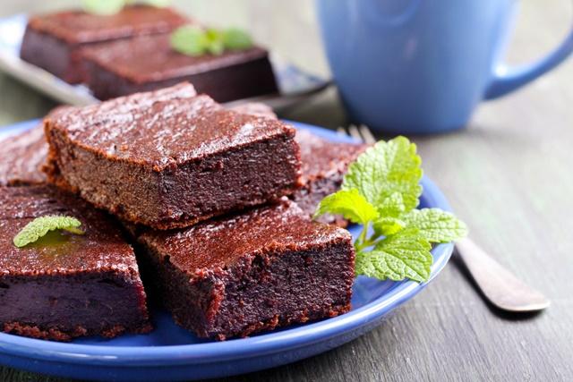 sütőtökös brownie