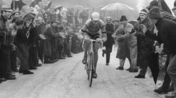 Meghalt egy legendás kerékpárbajnok