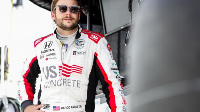 Marco Andretti: Nem érdekelnek a kritikák