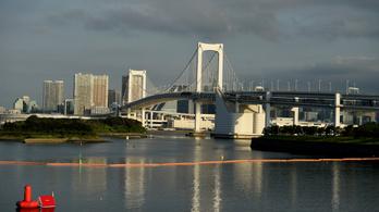 E. coli baktérium a vízben: törölni kellett egy számot a tokiói tesztversenyen