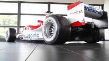 Ennél olcsóbban se vehettek még F1-es autót