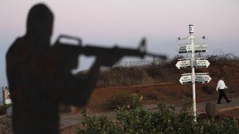 Három palesztint öltek meg izraeli katonák Gázában