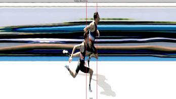Drámai hajrát hozott a triatlonosok olimpiai tesztversenye