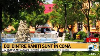 Beutalták, két napra rá infúziós állvánnyal kaszabolt egy romániai pszichiátrián