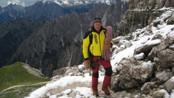 Hegyimentők hozták le Török Zsolt holttestét a Fogarasi-havasokból
