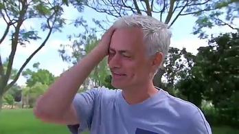 Síráshoz közel beszélt arról Mourinho, mennyire hiányzik neki a foci