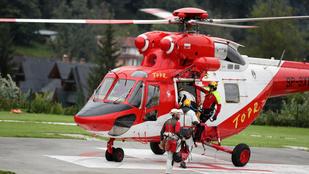 Két barlangász rekedt a Tátrában, közel harmincan dolgoznak a mentésen