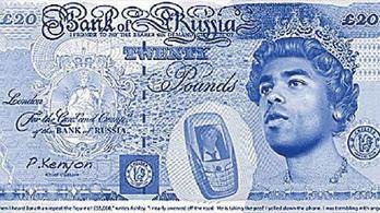 Visszavonult az angol védő, akinek kamu bankjegyre került az arcképe