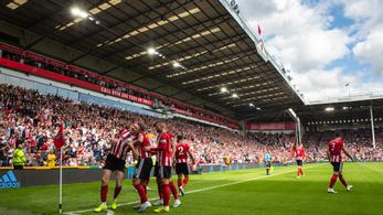 Újra angol élvonalbeli sikernek örülhettek a világ legöregebb stadionjában