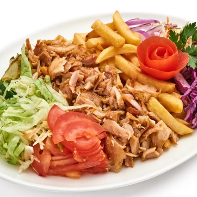 Gyros csirkemellből: az egyik legegyszerűbb étel, csak egy titka van