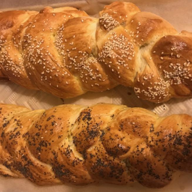 Foszlós, puha barhesz, a zsidó fonott kalács - Tökéletes kelt tésztából
