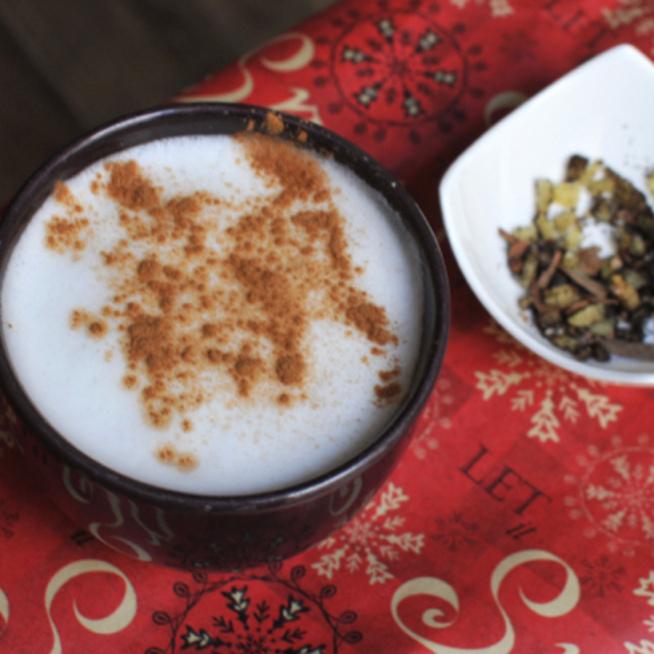 Készíts saját chai latte keveréket - Pillanatok alatt felélénkít