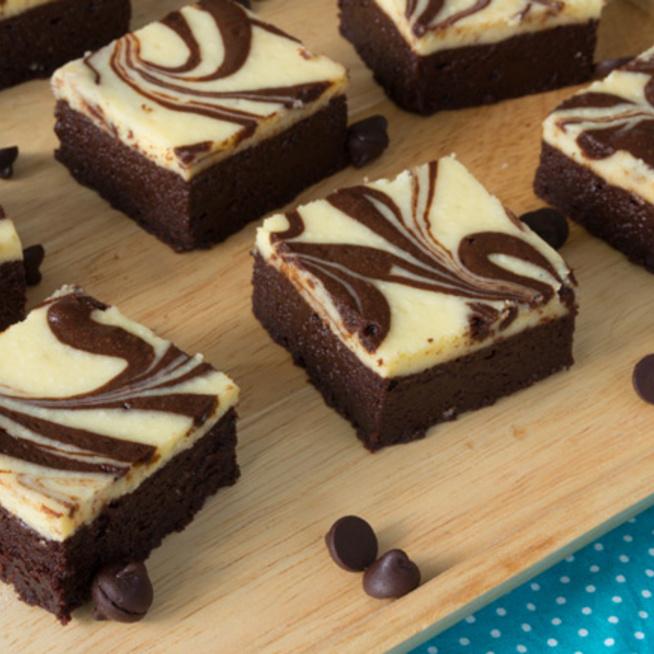 Sajttortás brownie vagy brownie-s sajttorta? Egyszerűbb, mint gondolnánk