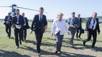 Merkel és Orbán felbolygatták Sopront