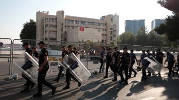 418 kurdot tartóztattak le Törökországban, köztük polgármestereket is