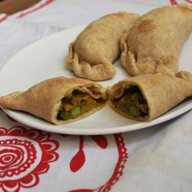 A legizgalmasabb indiai töltött táska: ha sütőben sütjük, hidegen is finom