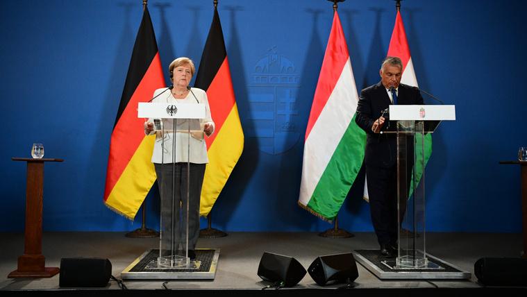 Merkel: Magyarország jól használja fel az EU-s pénzeket