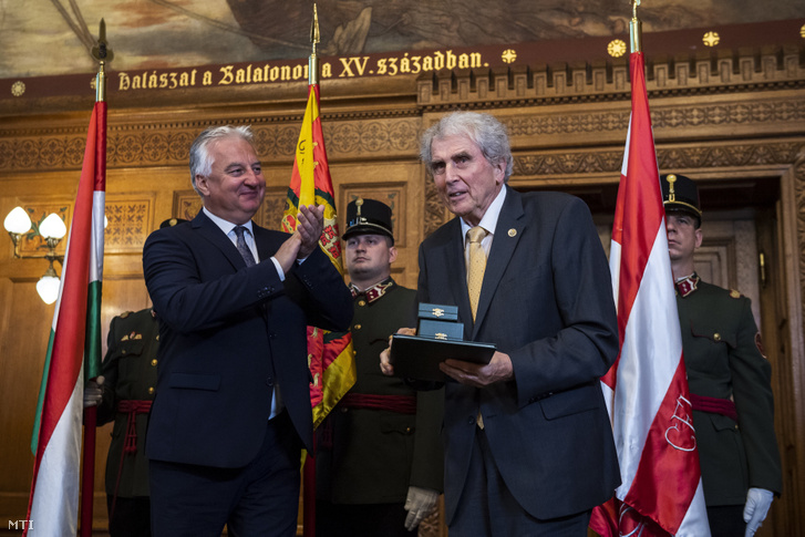Réthelyi Miklós orvos az UNESCO Magyar Nemzeti Bizottságának elnöke
