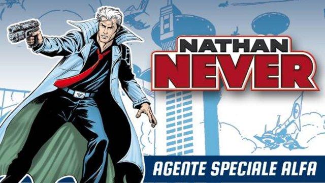 Nathan Never - Alfa különleges ügynök