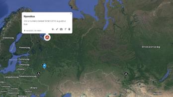 Leálltak a nukleáris mérőállomások az orosz robbanás után