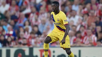 Újabb támadóját veszítette el a Barcelona