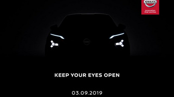 Közel az új Nissan Juke