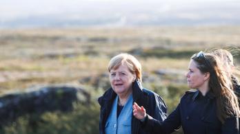 Merkel a klímaváltozásról egyeztet az északi országokkal