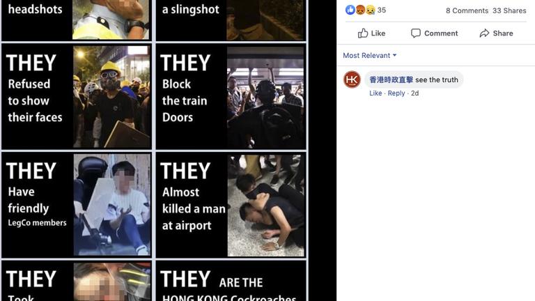 Nemkívántos lett a Twitteren a kínai állami média