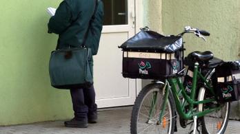 Ellopták a postás kerékpárját, de a postásnak szerencséje volt
