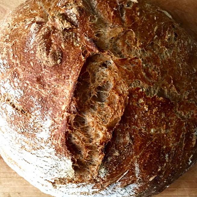 Szuper módszer a legjobb házi kenyérhez, lustáknak