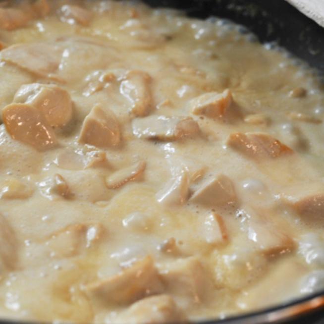 Férfi a konyhában: selymes mézes-mustáros csirkemell