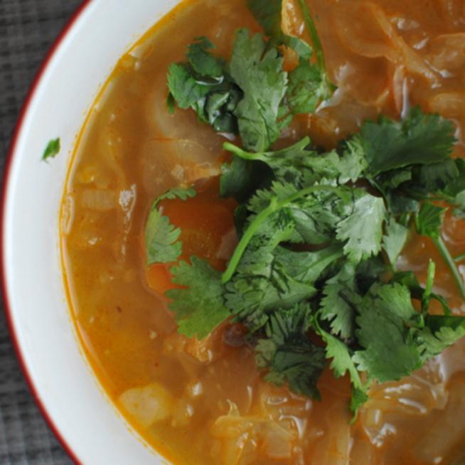 Csípős savanyúkáposzta-leves: a tökéletes koreai-magyar fúzió
