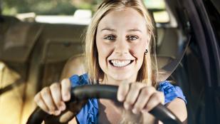 Régen tanultál vezetni? Akkor biztos rosszul fogod a kormányt!